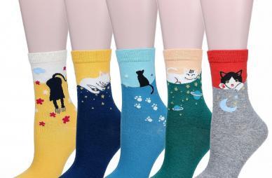 kittens socks